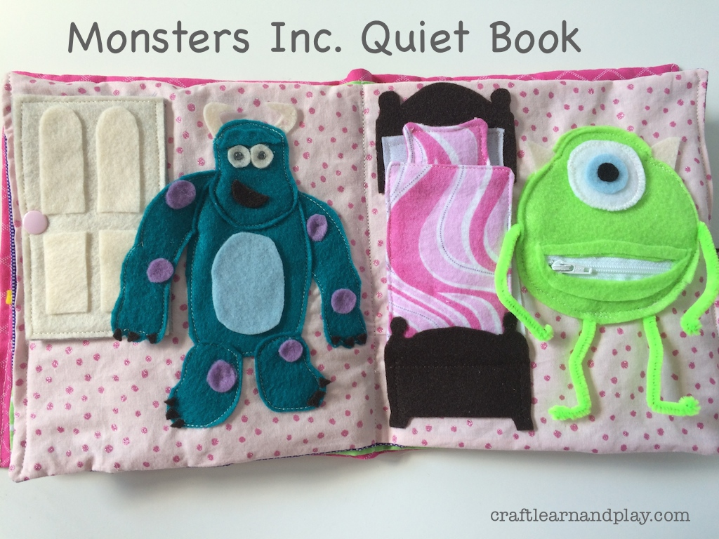how to make a quiet book out of paper
