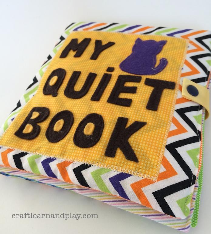 Quiet Book as Unique Gift