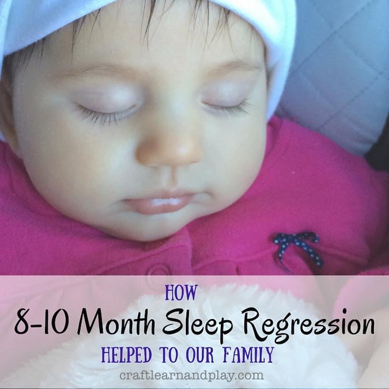 8-10 Month Sleep Regression_
