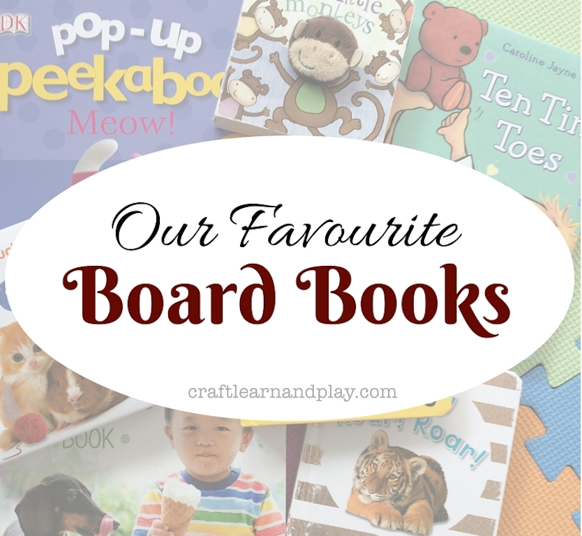 Favourite Board Books