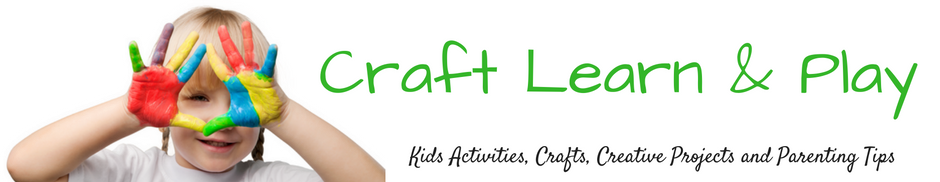 Craft Learn & Play – Kids activities, crafts, quiet books and parenting tips.