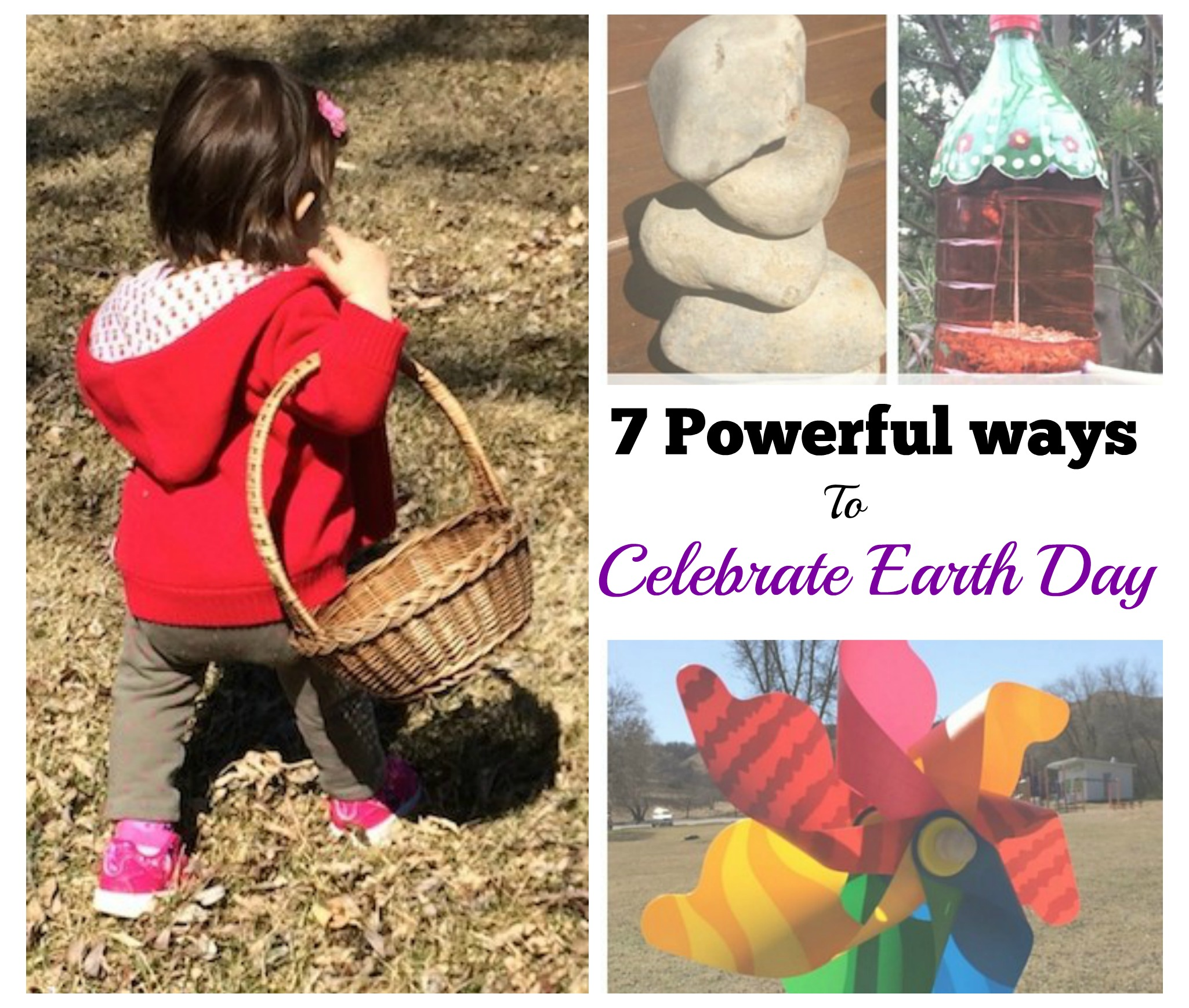 7 Earth day activities for kids