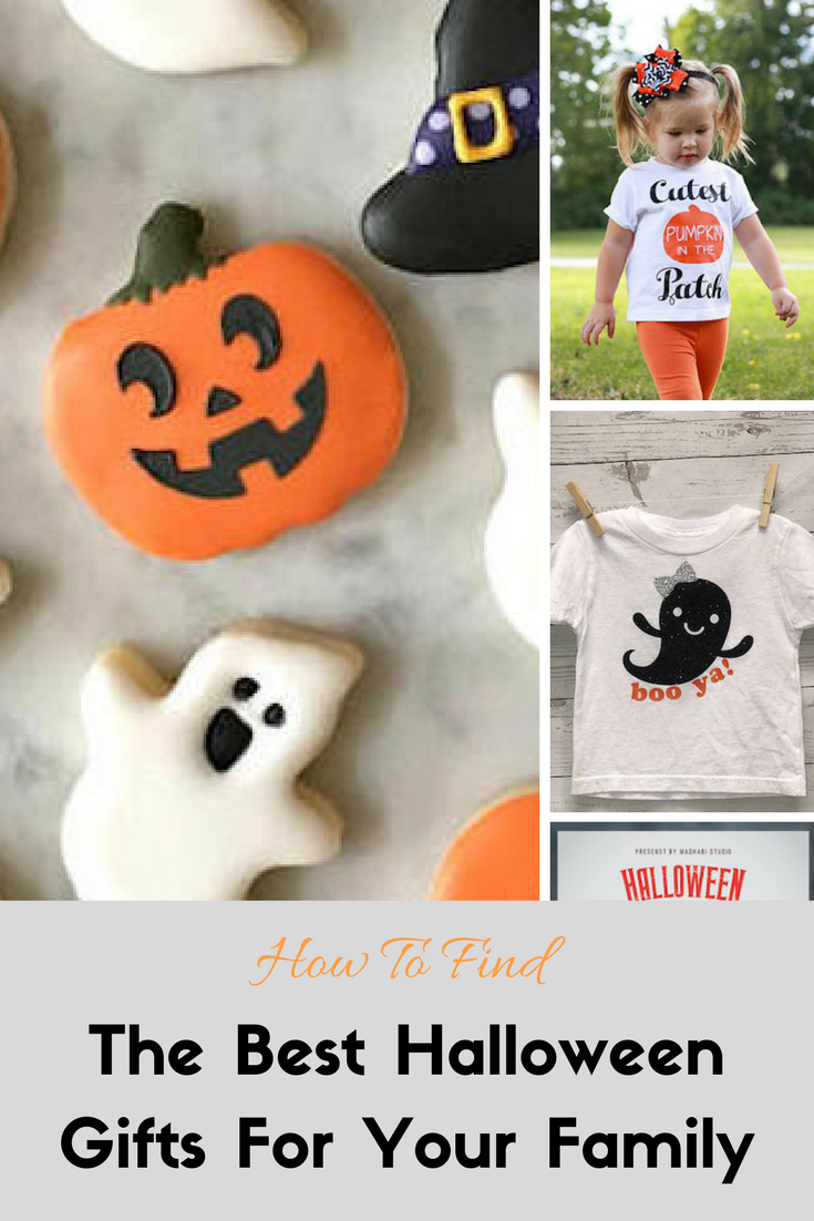How to find the best halloween gifts for your family for Best gifts for family